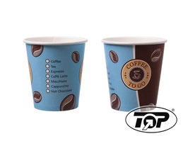 Coffee To Go Becher 0,18l