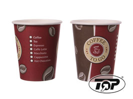 Coffee To Go Becher 0,2l