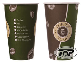 Coffee To Go Becher 0,4l