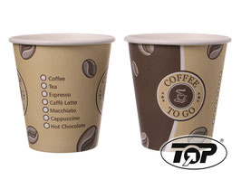 Coffee To Go Becher 0,25l