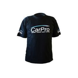 CarPro T-Shirt noir avec Logo