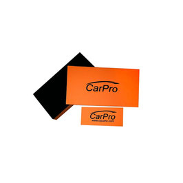 CarPro Eponge applicateur orange 2 faces
