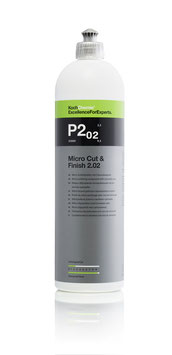 P2.02 Micro Cut & Finish