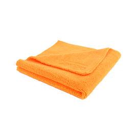 CarPro 2 Faces Towel orange/bleu 40 cm x 40 cm ( 10 microfibres )