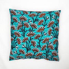 "Cushion ""flower dream"" 50x50 - Kissen ""Blumentraum"" 50x50"