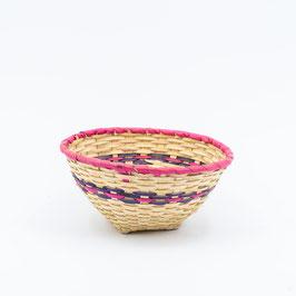 Basket/Korb - pink purple small / pink violett klein