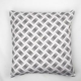 Cushion symmetry 50x50 - Kissen Symmetrie 50x50