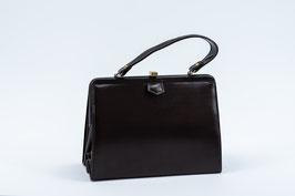 Bag square sized, black / Tasche quadratisch, schwarz
