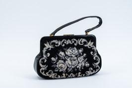 Small bag floral print / Kleine Tasche Blumenprint