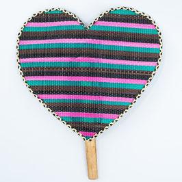 Striped heart I Gestreiftes Herz