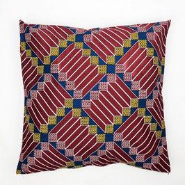 Cushion patterned 50x50 - Kissen gemustert 50x50
