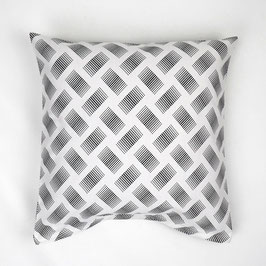 "Cushion "" symmetry"" 40x40 - Kissen ""Symmetrie"" 40x40"