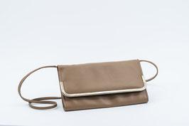 Bag small, light brown I Tasche klein, hellbraun