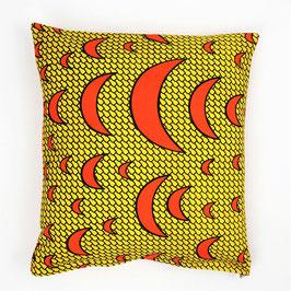 Cushion crescents 40x40 - Kissen Halbmonde 40x40