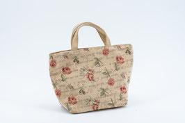 Bag floral print / Tasche Rosenmuster