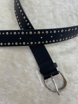 Cinturón tachuelas basico