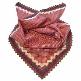 Sommer Dreieck Kopftuch Mia