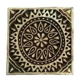 Holzstempel Block Print Motiv 25