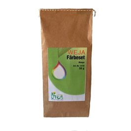 Weja Färbeset Mango für Baumwolle und Leinen