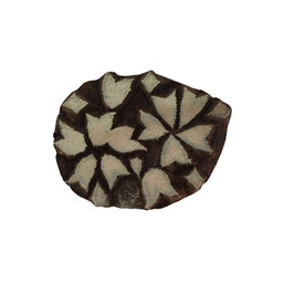 Holzstempel Block Print Muster M 11