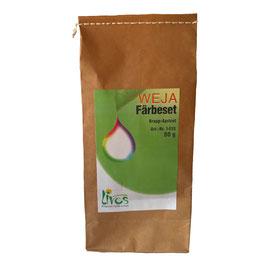 Weja Färbeset Krapp-Apricot für Baumwolle und Leinen