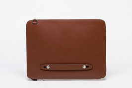 Faire Leather Padfolio Brown
