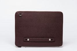 Faire Leather Padfolio Burgundy