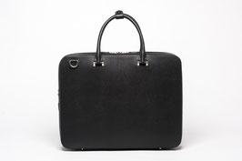Faire Leather Briefcase Black