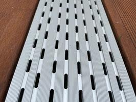 Aluminium Drainage