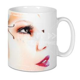 Tasse LENA glänzend oder Seidenmatt