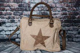 Tasche mit Stern Bag-Star-C