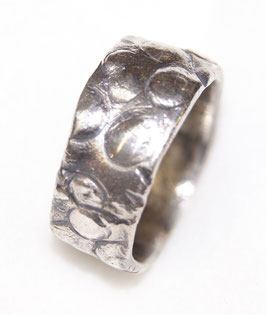 Art Clay Silber Fingerring Nr. 26