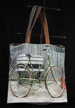 Tasche Fahrrad