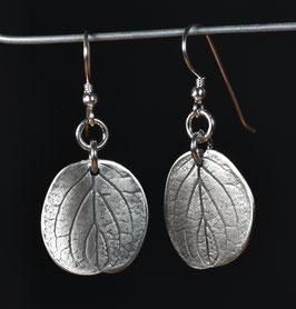 Ohrringe aus  Art Clay Silber