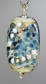 Glasperlenanhänger Nr. 538