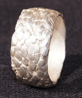 Art Clay Silber Fingerring Nr. 39