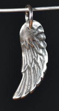 Engelsflügel aus Artclay Silber