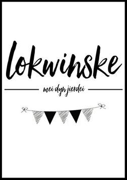 Lokwinske (flagge)