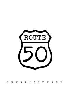 Abraham; route 50