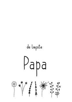Lieve papa