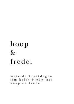 Hoop & Frede