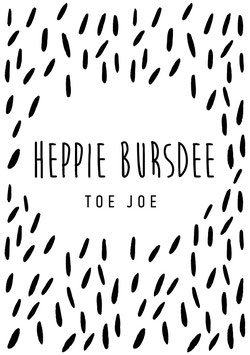 Heppie bursdee