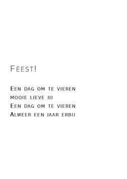 Feest!