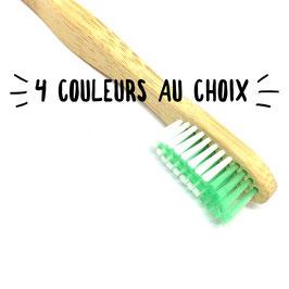 brosse à dent bambou enfant