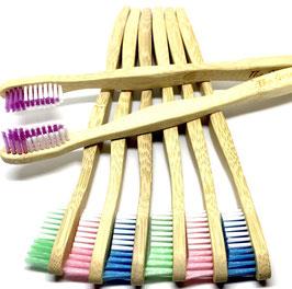 8 x brosse à dent bambou