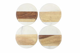 Be Home: Marble & Wood collection