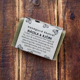 Malin i Ratan - Nettle & Birch Soap