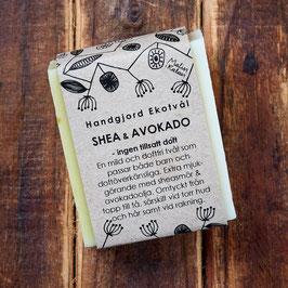 Malin i Ratan - Shea & Avocado Soap