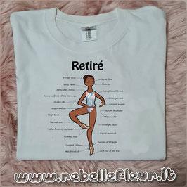 Tshirt Retirè bimba