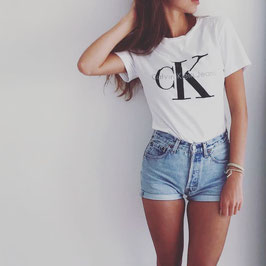 Tshirt CK Big